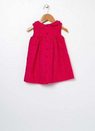 Koton Kids Elbise Fuşya